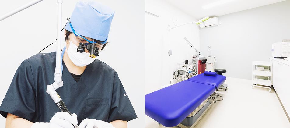 目の手術は形成外科
