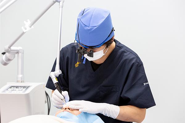 経験豊富な形成外科の専門医が診療いたします